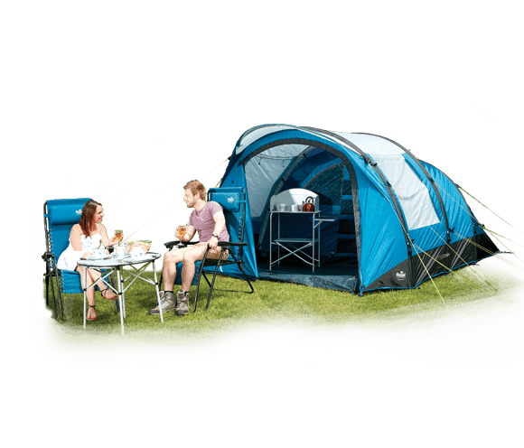 Portland Air 4 Person Tent