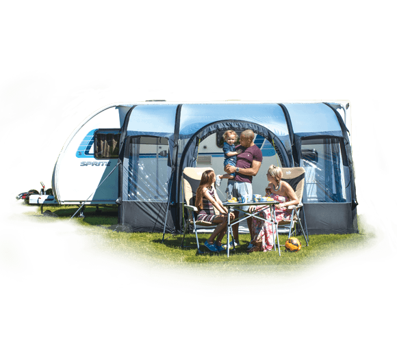 Loxley Air 390 Awning