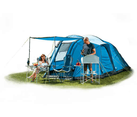 Atlanta Air 4 Person Tent