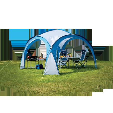 Lightweight Outdoor Event Shelter