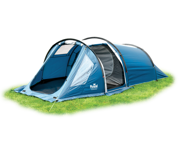 Campden 3 Person Tent